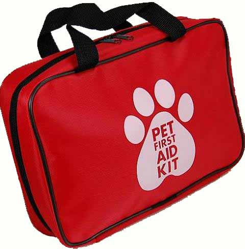 50 pc Pet First Aid Kit